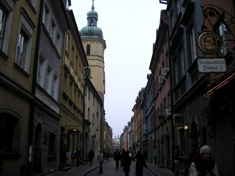 014-VarsóviaCidadeVelha