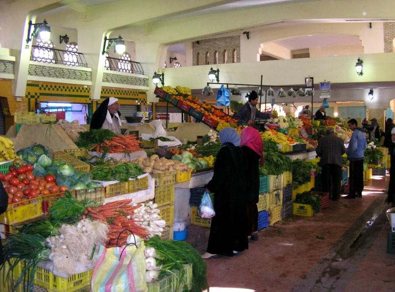 096-Tozeur-Mercado