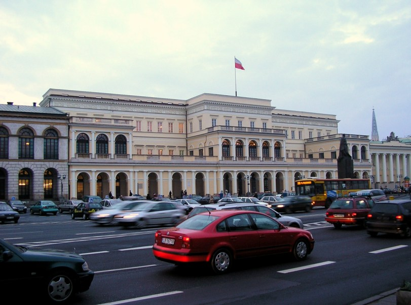 044-VarsóviaPraçaBankowyPalácioMinistérioFinanças