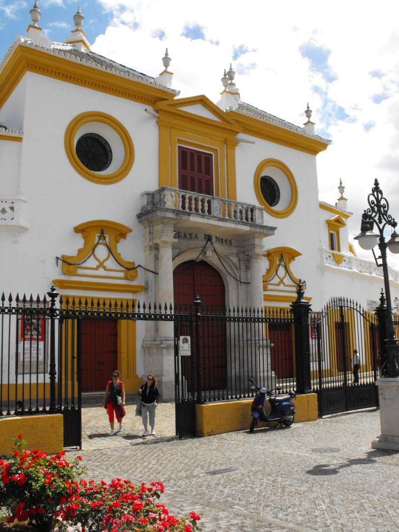 053-Sevilha-PraçaToirosMaestranza