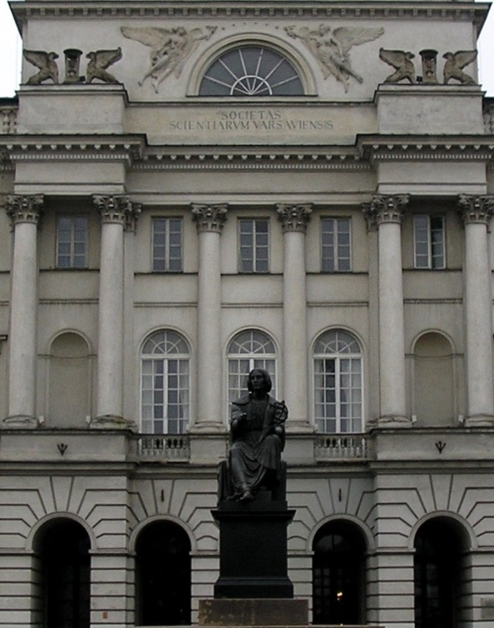 056-VarsóviaKrakowskiePrzedmiescieMonumentoCopernico