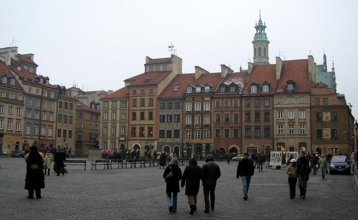 020-VarsóviaCidadeVelhaPraçaMercado