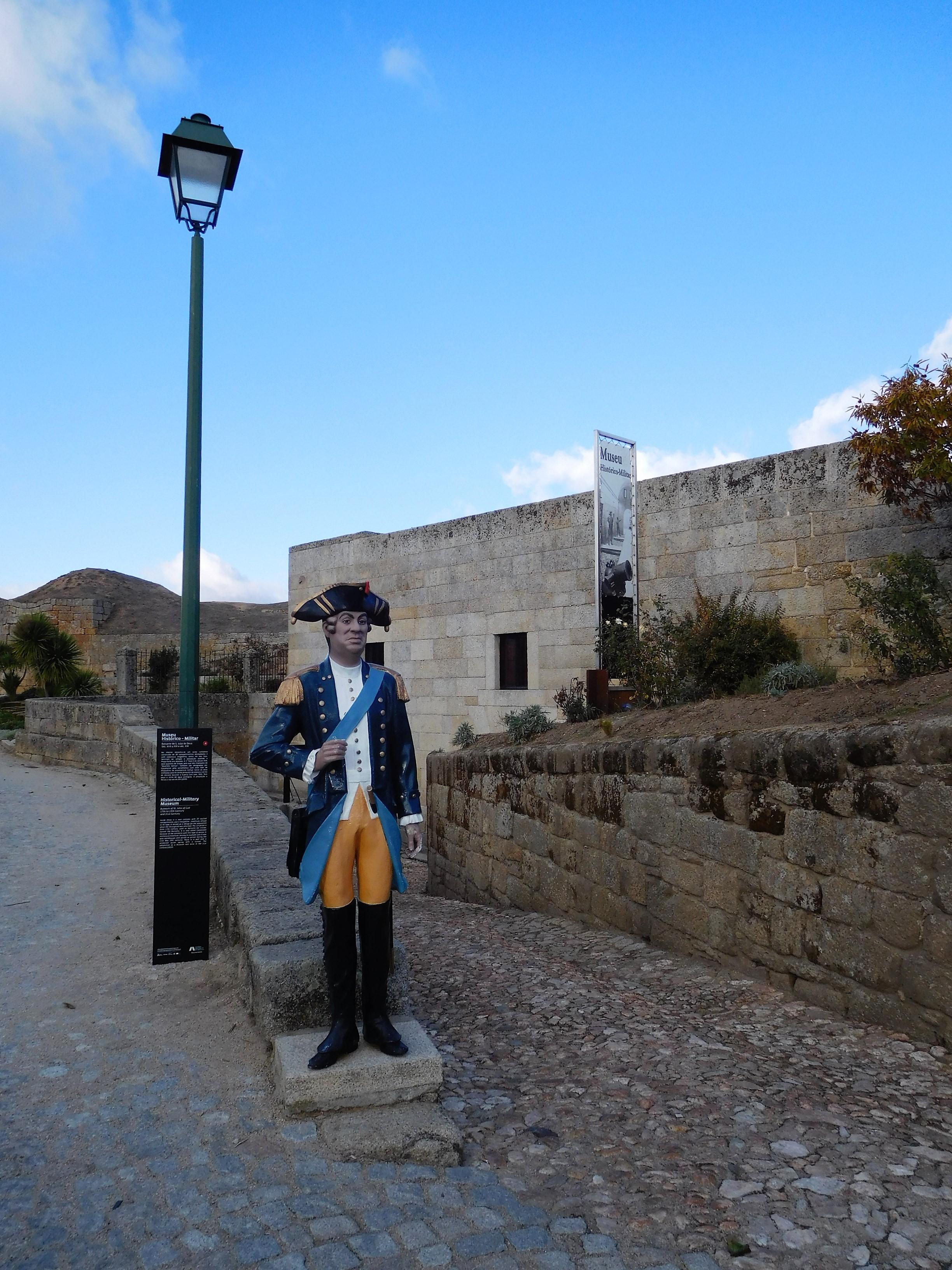 Almeida, Portugal – Historical-Military Museum